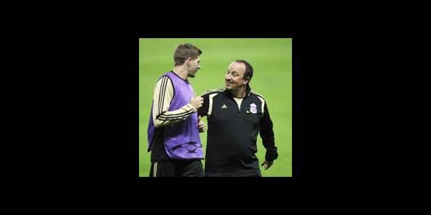 Benitez soutient Gerrard - La DH