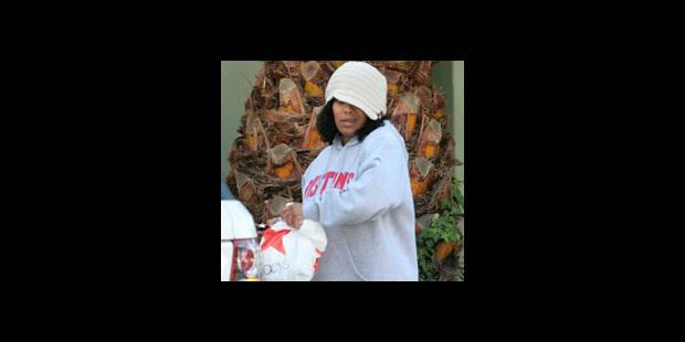 Janet Jackson fait des kilomètres pour un burrito - La DH