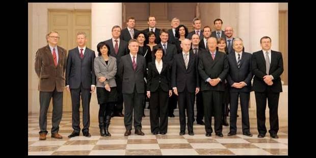 Van Rompuy 1er sur les rails - La DH