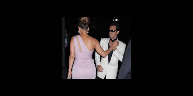 Rien ne va plus entre J-Lo et Marc Anthony - La DH