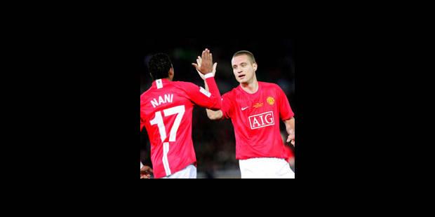 Mondial des clubs - Manchester United en finale