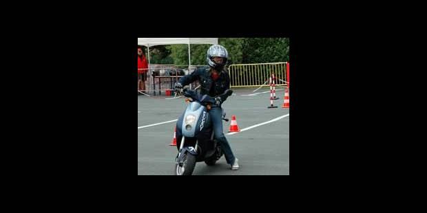 1500 mineurs blessés en cyclomoteur en 2006 - La DH