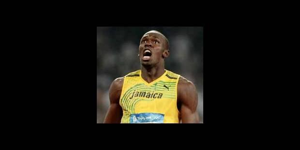 Athlète de l'année: Usain Bolt imbattable - La DH