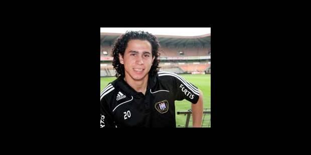 """Reinaldo: """"J'ai confiance en moi : je peux devenir meilleur que Boussoufa"""""""