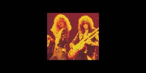 Led Zeppelin à nouveau dans les airs - La DH