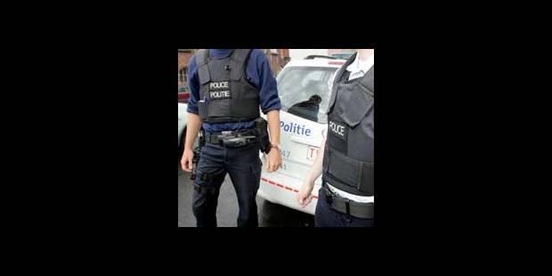 Anderlecht : interpellation du suspect blessé - La DH