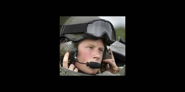 Le prince Harry veut devenir pilote d'hélicoptère - La DH