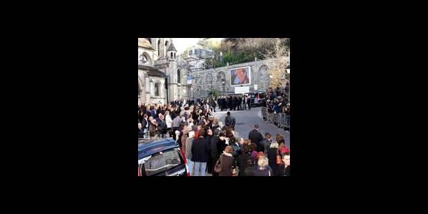 Le dernier hommage à Guillaume Depardieu