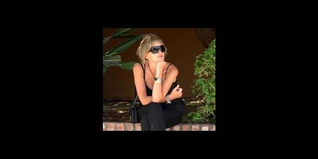 Sharon Stone perd  la tutelle de son fils adoptif