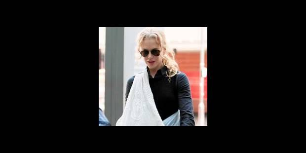 Nicole Kidman victime d'une cascade de fertilité - La DH