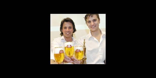 Tommy Goukens élu Mister Bière 2008 - La DH