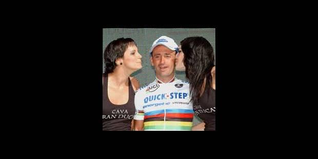Vuelta - Seconde victoire de Paolo Bettini