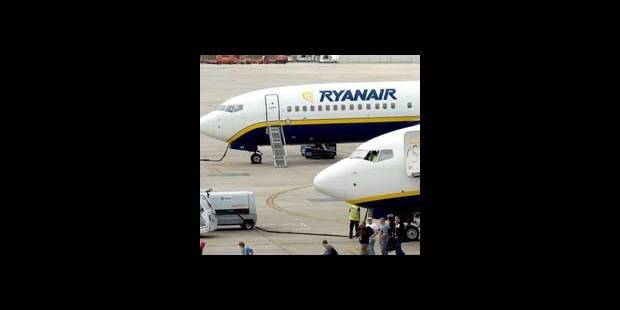 Nouveau problème pour un avion Ryanair - La DH