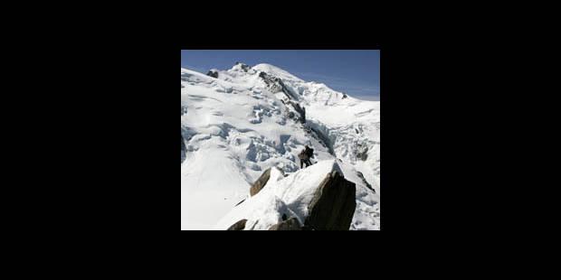 Tragédie au mont Blanc - La DH