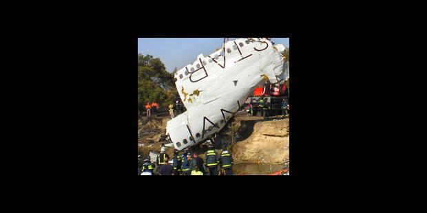 Crash de Madrid: le moteur n'a pas pris feu au décollage - La DH