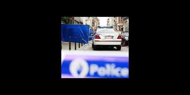 Policier poignardé - La DH