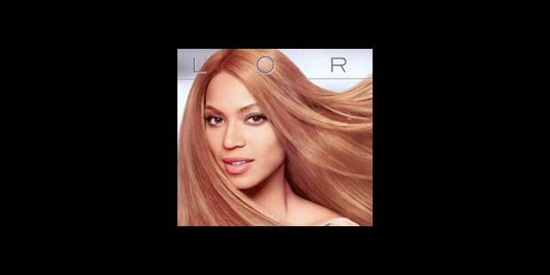 Beyoncé portée pâle