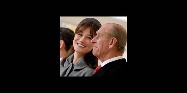 "Carla Bruni: ""Plutôt Jackie Kennedy qu'Yvonne de Gaulle"" - La DH"