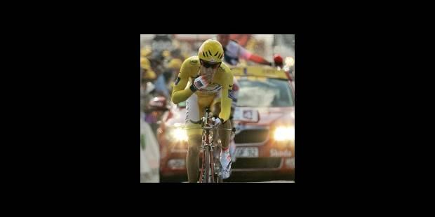 Carlos Sastre va gagner le Tour de France 2008