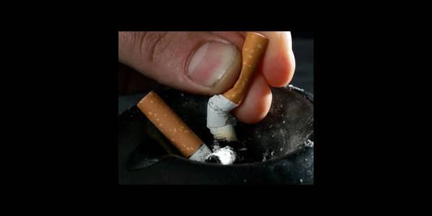 Le tabac s'écrase partout !