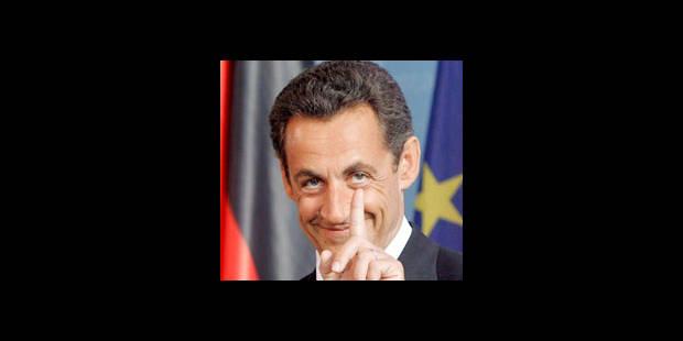 Sarkozy reprend en main la télé - La DH