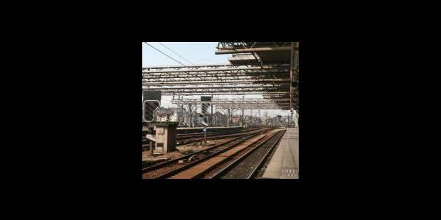 Violée en pleine gare