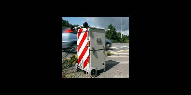 Les poubelles radars flashent