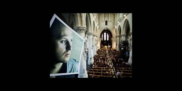 Foule d'artistes pour les funérailles de Jeff Bodart