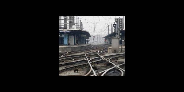 SNCB - Le pays paralys�