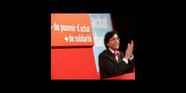 Campagne choc du PS - La DH