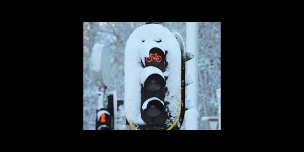 La météo perturbe très fortement la circulation sur les routes - La DH