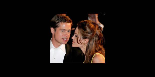 Angelina Jolie enceinte - La DH
