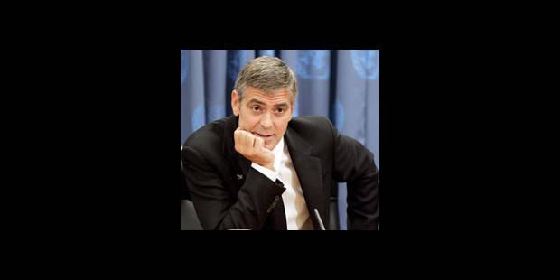 Clooney a mis le paquet - La DH