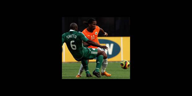La Côte-d'Ivoire remporte le premier choc de la CAN 2008