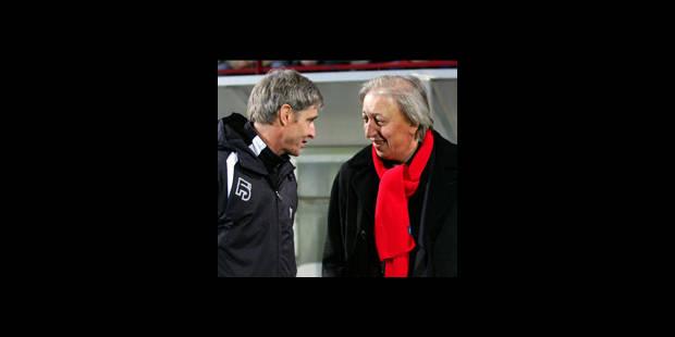 José Riga confirmé au poste d'entraîneur