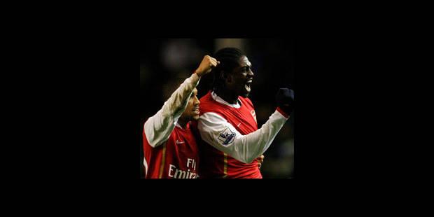 Arsenal vire en tête - La DH