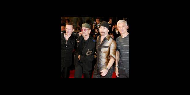 Les ambitions immobilières de U2 dérangent à Dublin - La DH