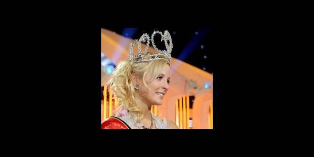 Alizée, reine de Belgique - La DH