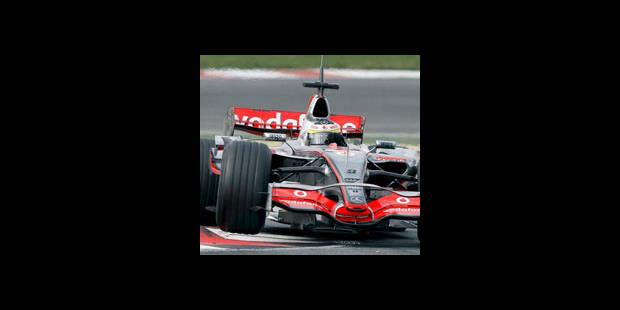 McLaren réclame le titre pilotes