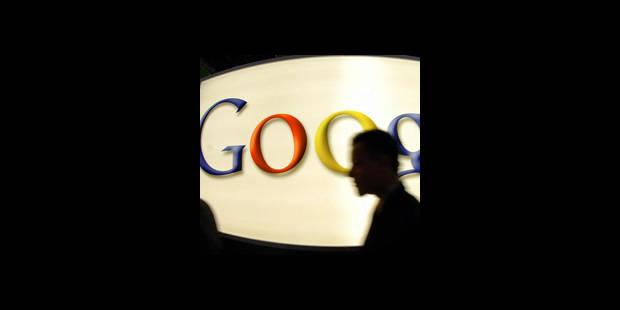 L'action Google dépasse les 700 dollars - La DH