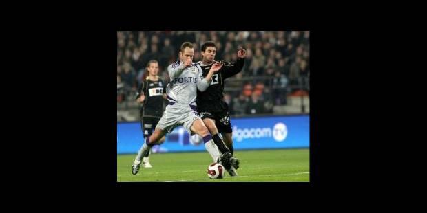Anderlecht se rassure