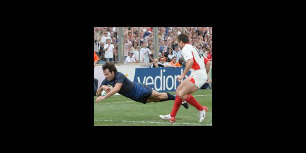 CM Rugby : la France écrase la Géorgie 64 à 7 - La DH