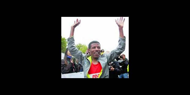 Marathon de Berlin - Gebreselassie bat le record du monde - La DH