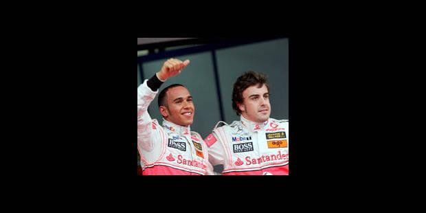GP du Japon - Hamilton en pole