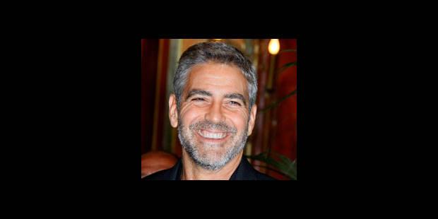 Accident de moto  pour George Clooney - La DH