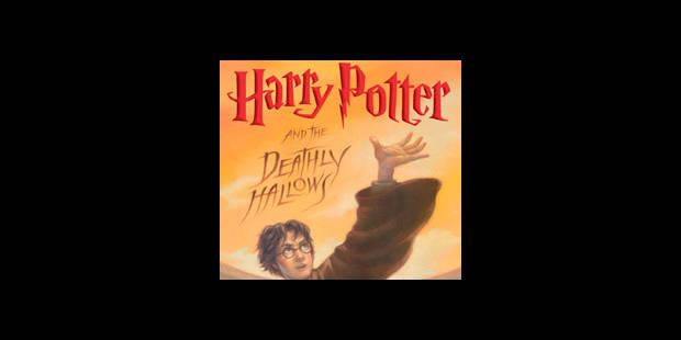 La fin des aventures d'Harry Potter sort samedi - La DH