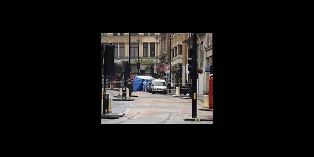 Nouvelle alerte à Londres - La DH
