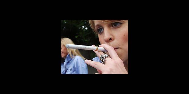 Drôle de cigarette santé - La DH