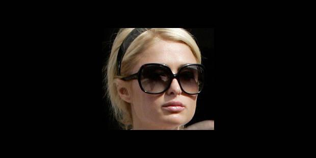 Paris Hilton est sortie de prison - La DH