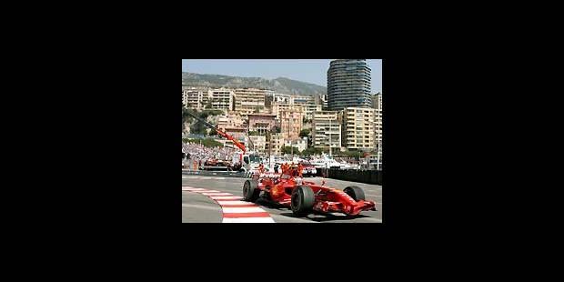 McLaren souffle  le chaud et l'effroi